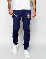 Мужские футбольные штаны Сборной Италии, Italy, синие