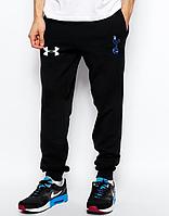 Мужские футбольные штаны Тоттенхэм, Tottenham, черные