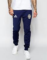 Мужские футбольные штаны Ювентус, Juventus, синие
