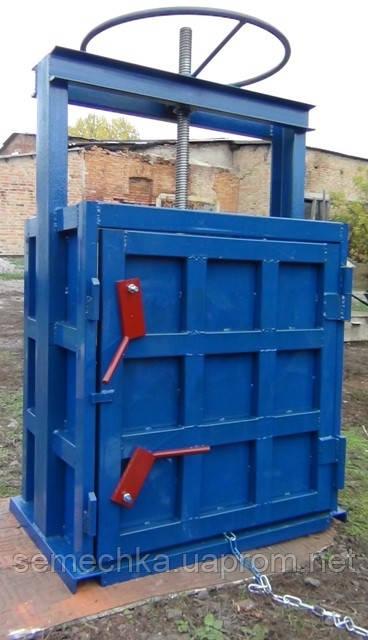 Пресс для макулатура цена макулатура в городе таганроге