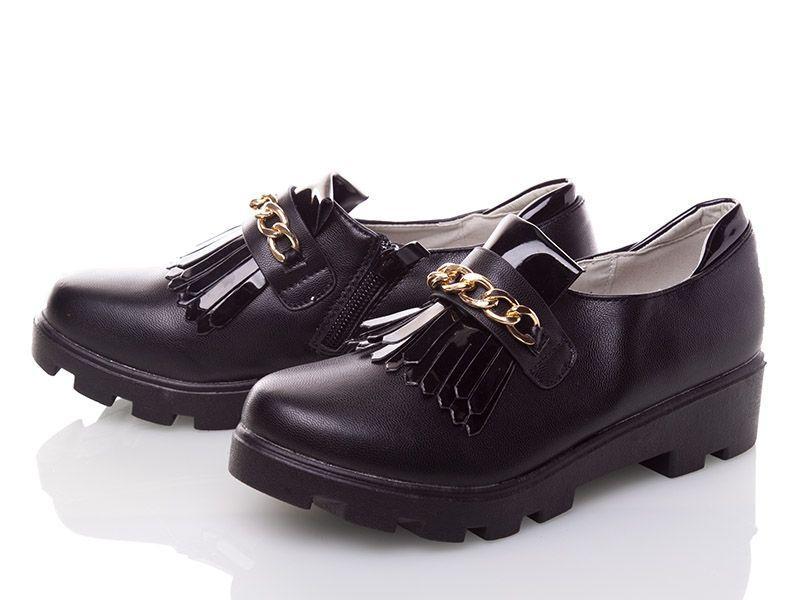 Детские туфли для девочки Xifa, с 32 по 37 размер, 6 пар