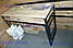 Стол рабочий, письменный 1100*500 Ромбо от Металл дизайн, фото 3