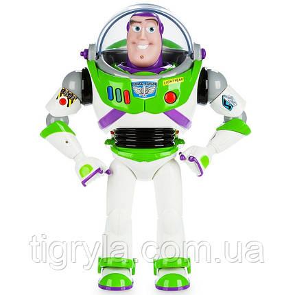 """Базз Лайтер - музыкальная игрушка - герой мультфильма """"История Игрушек 4"""", фото 2"""