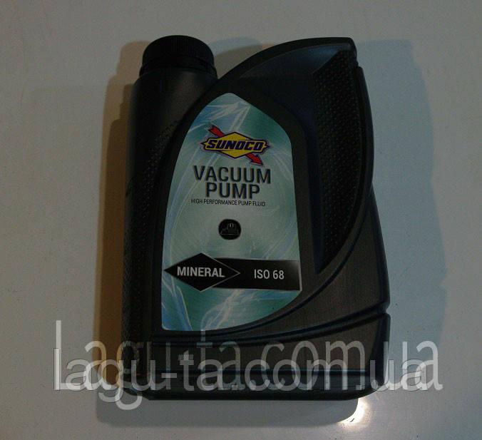 Масло для вакуумных насосов 1 литр