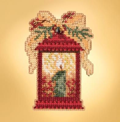 Набор для вышивки Christmas Lantern Mill Hill