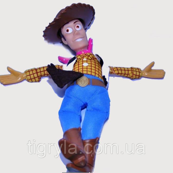 Мягкая игрушка - Ковбой Вуди (высота 19см)