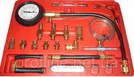 Набор для измерения давления топлива в инжекторных магистралях Profline 30020