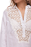 Туника рубашка пляжная, лен Suavite, фото 3