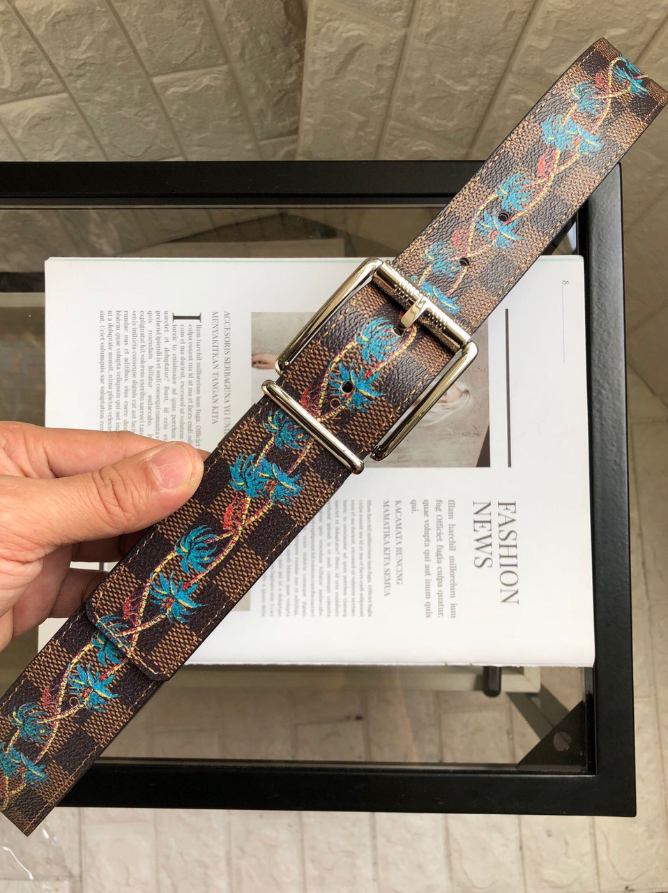 Ремень от Louis Vuitton женский