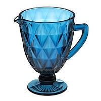 Кувшин для напитков 1500 мл, цвет: синий