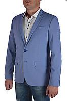 Пиджак мужской классический Vels 170073/1 50/182 фиолетовый