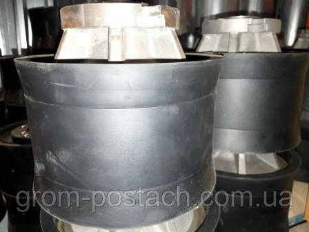 Резиновые поршни для PUTZMEISTER (Путцмайстер) - 230 мм Италия