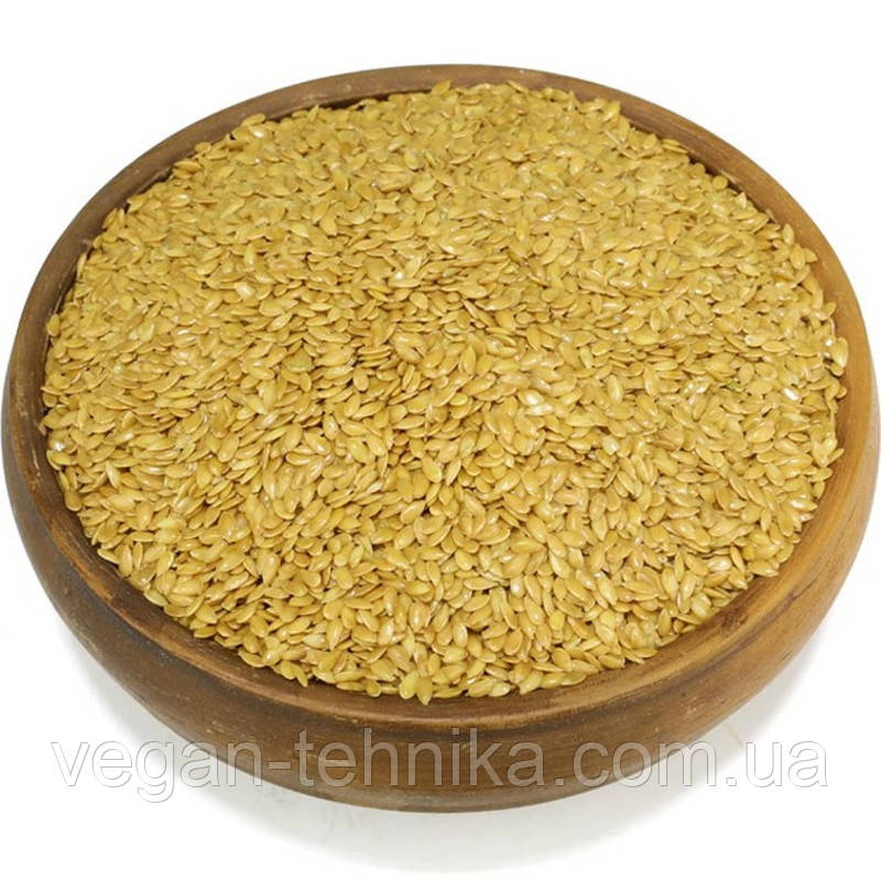 Белый лен (золотой), семена белого льна