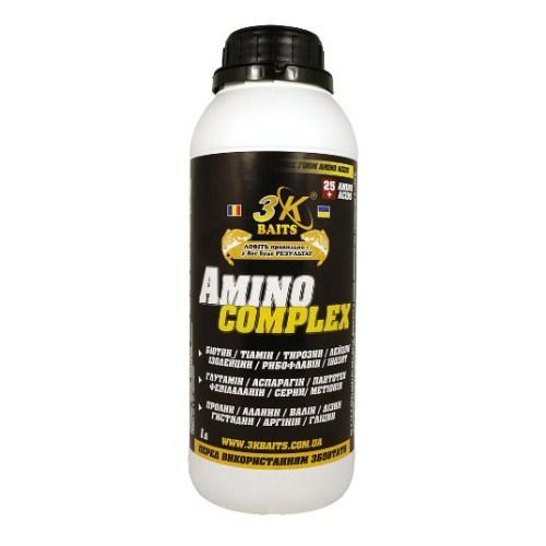 Активатор 3-K Baits AminoComplex 1000мл