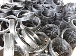 """Резиновые уплотнения для бетоновода 5,5"""" 125мм Италия"""