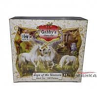 """Чай в пакетиках черный Gabby's """"Знак Единорога"""" 100п."""