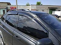 Ветровики, дефлекторы окон  Ssang Yong Actyon 2005-2014/2014- г.в. (Clover)