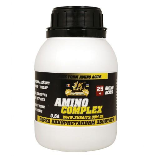 Активатор 3-K Baits AminoComplex 500мл