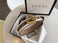Брендовыйпояс Gucci, фото 1