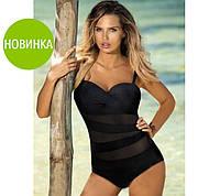 """Женский цельный купальник """"Aqva"""", фото 1"""