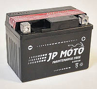 Аккумулятор мотоциклетный JP Moto 4Ah-12v YTZ5-BS  12В, 4Ач, EN50А