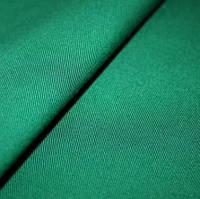 Ткань Саржа F-240 №36 зел.100% хлопок  62163 ПЛ 250 г/м2