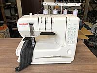 Розпошивальна машина Janome Cover PRO II, фото 1