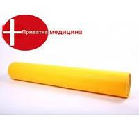 Простынь спанбонд 0,8 х100 м (20) желтая
