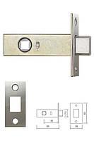 Защелка дверная (DEL 10145-45) межкомнатная