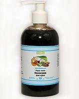 Натуральное жидкое мыло-шампунь-гель для душа Ихтиоловое