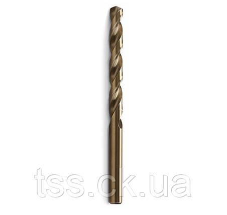 Сверло по металлу P18 8,5 мм КОБАЛЬТ DIN338, фото 2