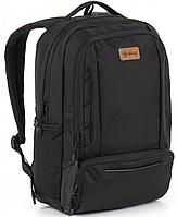 Городской рюкзак Kilpi WALK, GU0011KIBLKUNI черный 25 л