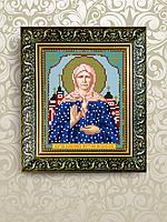 Схема для вышивки бисером Святая Матрена