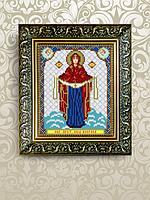 Схема для вышивки бисером Покрова