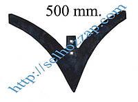 Лапа 500 КПС радиусная (Will Rich), фото 1