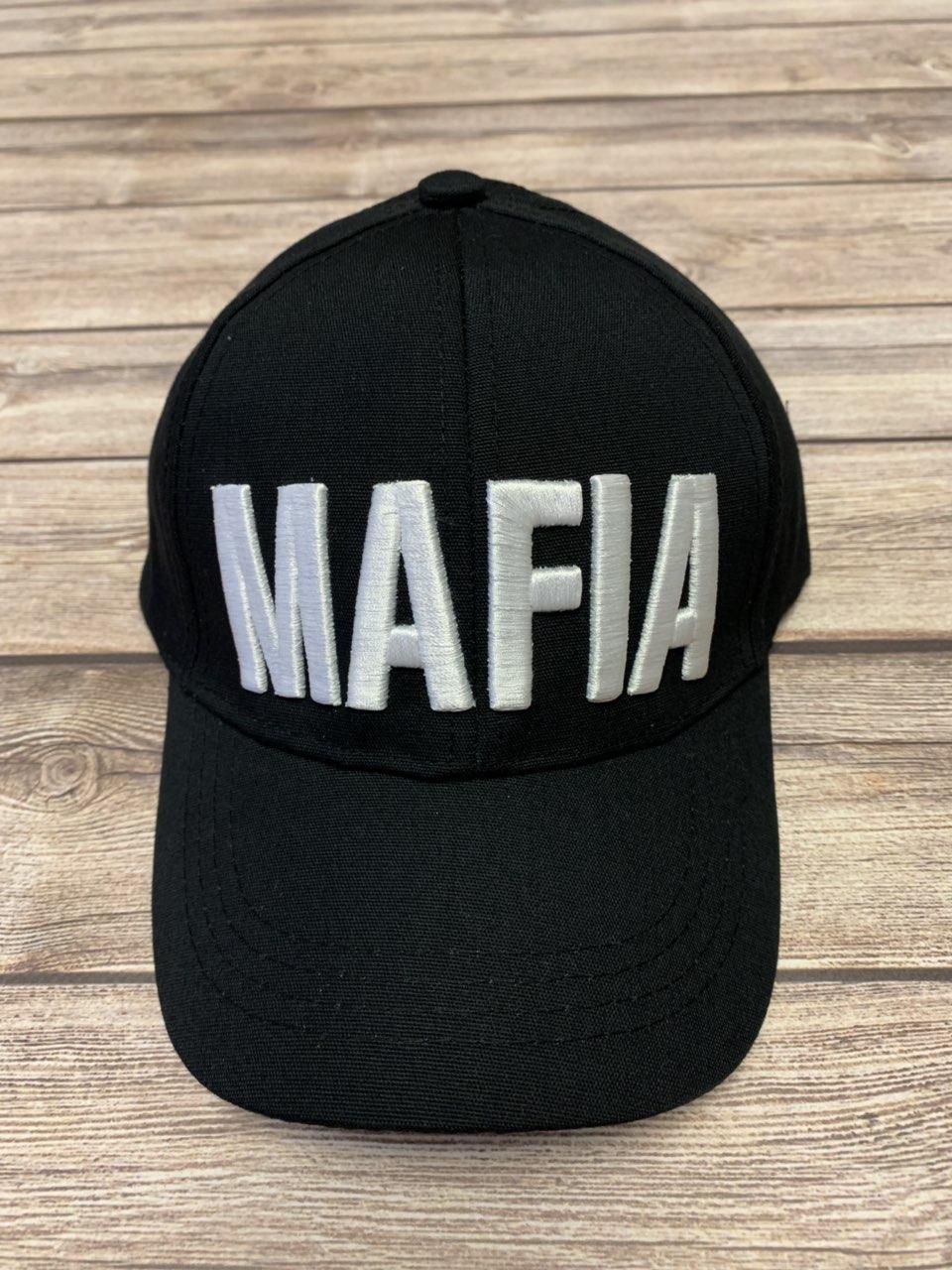 Кепка-бейсболка подростковая «MAFIA»  р. 54 см