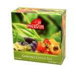 "Чай ""Мервин"" зеленый 60ф,п"