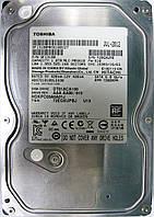 HDD 1TB 7200rpm 32MB SATA III 3.5 Toshiba DT01ACA100 Y20GXUPB, фото 1