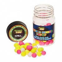 Бойлы Texnokarp Method Feeder Pop- Up Krill 8мм 8*12мм 79518