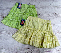 Детская юбка 2 цвета р.34-42, фото 1