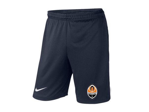 Чоловічі футбольні шорти Шахтар, Shakhtar, темно-сині