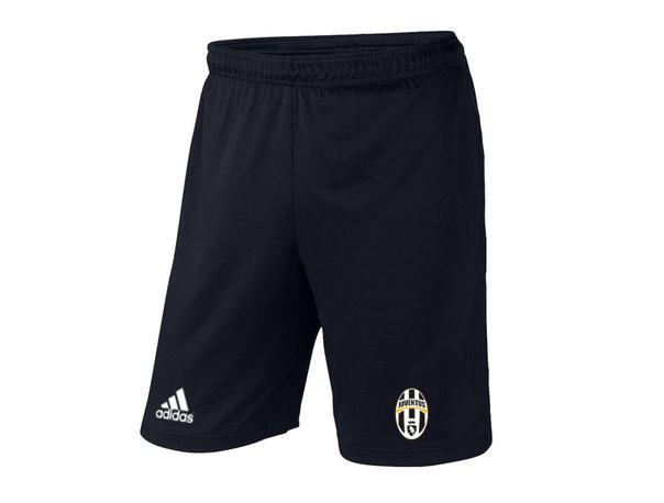 Чоловічі футбольні шорти Ювентус, Juventus, чорні