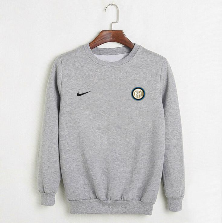 Мужской свитшот Интер Найк, Inter, Nike