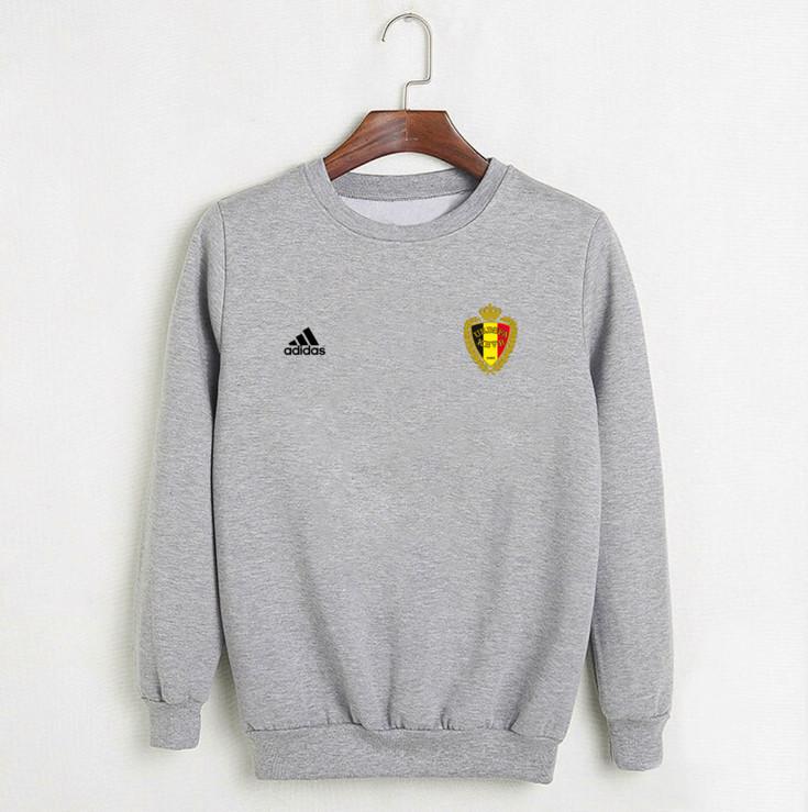 Мужской свитшот сборной Бельгии Адидас, Belgium, Adidas