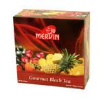 """Чай черный """"Мервин"""" 60 ф,п"""