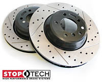 Тормозные диски StopTech 127 серия