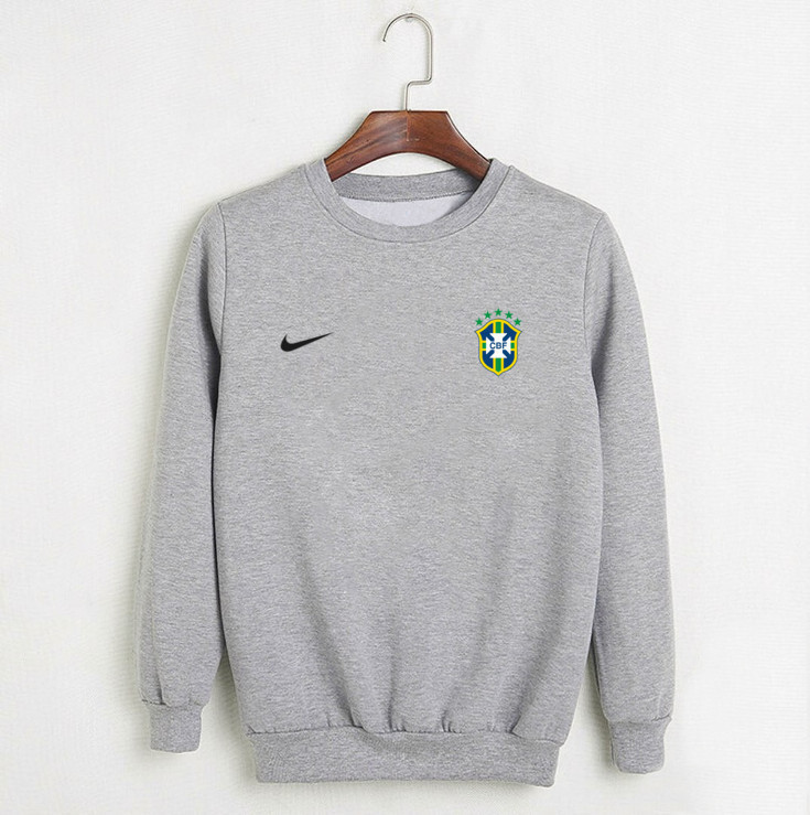 Мужской свитшот сборной Бразилии Найк, Brazil, Nike