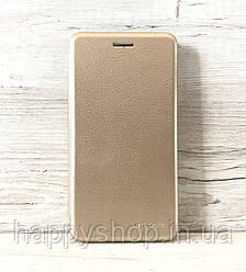 Чехол-книжка G-Case для Huawei Y6 Pro TIT-U02 (Золотистый)