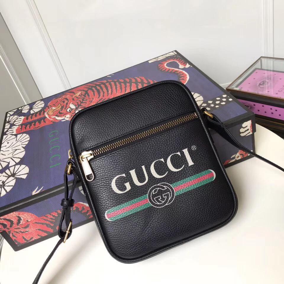Мужская сумка через плечо Gucci
