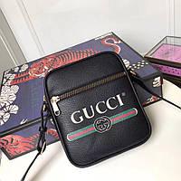 Мужская сумка через плечо Gucci, фото 1